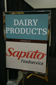 Saputo Dairy Sponsor