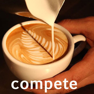 Latte Art Competitor Registration