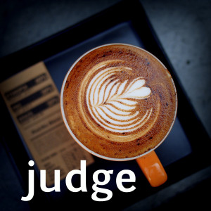Latte Art Judge Registration